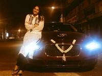 Actress Haripriya Bought A New Jaguar Car