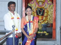 Kannada Film Producer Govardhan Murthy Marriage
