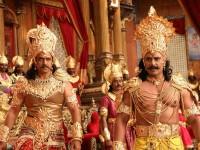 Arjun Sarja Praises Challeging Star Darshan