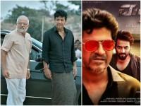 Baabu Hirannayya Played A Villain Role Mufti Movie
