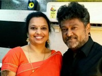 Jaggesh Has Expressed His Opinion About His Wife Parimala Jaggeshs Small Screen Debut