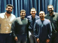 Puneeth Rajkumar Watched Humble Politician Nograj Movie