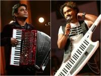 Arjun Janya Met Ar Rahman