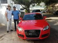 Srujan Lokesh Buys A New Car