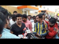 Shivarajkumar Expressed His Condolences To Kashinath