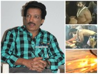 Veteran Kannada Actor Director Kashinath Cremation