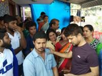 Olle Huduga Pratham Helps Deepak Rao Family