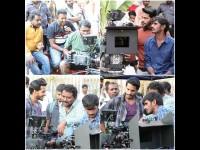 Nikhil Kumar Starrer Seetharama Kalyana Is Being Shot In The Alexa Sxtw Camera