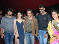Ambarish And Darshan Watched Prema Baraha Kannada Movie