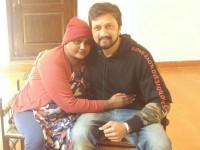 Kannada Actor Kiccha Sudeep Fan Vinuta Has Passes Away