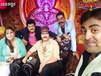 Ravichandran Came As A Guest Comedy Kiladigalu 2 Program