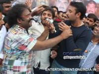 V Harikrishna Dedication Towards Darshan S Kurukshetra Movie
