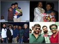 Megastar Chiranjeevi Visit To Karnataka Film Artists House