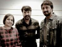 Kannada Actor Sudeep To Part Mammootty Movie