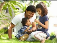 Ganesh And His Son Vihaan Fighting Video