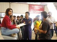 Samyuktha Hegde Starrer Telugu Film Kirik Party Teaser Release