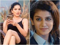 Now Priya Prakash Varrier Is The Most Searched Actress In Google