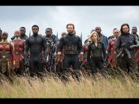 Hollywood Movie Avengers Infinity War Trailer