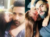 Puneesh Bandgi Trolled For Copying Anushka Virat Kissing Picture