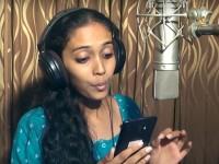 Singer Deeksha Ramakrishna Got The Chance To Sing In Sarkaar Movie