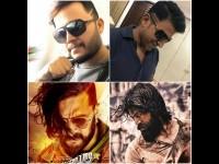 Puneet Rajkumar Sudeep Ganesh And Yash Have Changed Their Hair Style