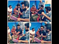 Puneeth Rajkumar Has Visited The Mayabazar Movie Set