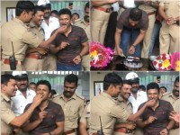 Sadashivanagar Police Celebrated Puneeth Rajkumars Birthday