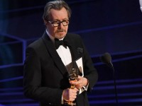 Oscar Awards 2018 Gary Oldman Wins Best Actor Award