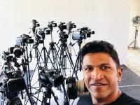 Is Puneeth Rajkumar Playing Reporter Role In Nata Sarvabhauma