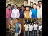 Raj Kumar S Grandson Shan Got Married With Sindhu