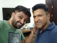Puneeth Rajkumar Came With New Hairstyle For His New Movie
