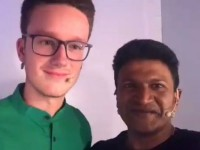 German Guy Sings Puneeth Rajkumar Starrer Dodmane Huduga Song