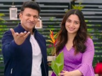 Through Advertising Puneet And Tamannaah Doing Environmental Awareness