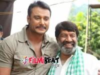 Actor Shankar Ashwath Playing A Small Role In Yajamana Movie