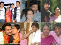 Photos Of Kannada Actors With Their Mothers