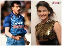 Rcb Spinner Yazvendra Chahal To Get Married To Kannada Actress Thanishka Kapoor