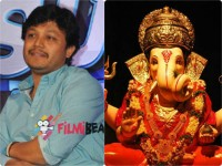 Actor Ganesh Lends His Voice For An Animated Ganesha Character