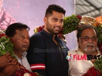 Abhishek Ambareesh Has Lost 48 Kg Weight For Amar Movie