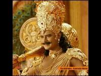 Challenging Star Darshan Reading Ravana Story