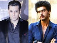 Salman Khan Ignores Arjun Kapoor At Sonams Reception