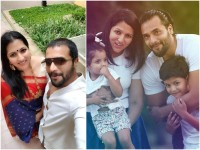 Srimurali And His Wife Vidyasrimurali Calibrated Their Wedding Anniversary