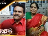 Vinod Raj And Leelavathi In Master Dancer Show