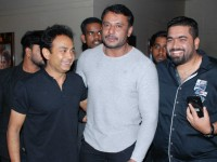 Darshan Has Recently Seen The Kannada Film Rambo