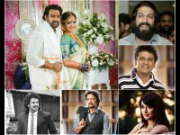Sudeep Yash Upendra Absent In Chiru Sarja And Meghana Marriage