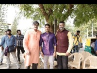 Sharath Kumar Ravi Shankar And Aditya Menon Are Playing Lead Roles In Seetha Rama Kalyana