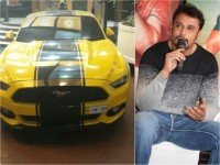 Actor Darshan Bought Ford Mustang Car