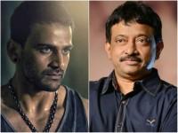 Kannada Actor Dhananjaya Met Ram Gopal Varma