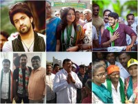 Kannada Film Stars Starts Election Campaign