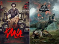 Kaala And Jurassic World To Clash At The Box Office