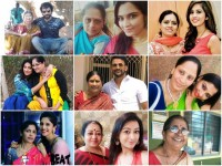 Kannada Film Stars Celebrate Mother S Day With Their Mothers
